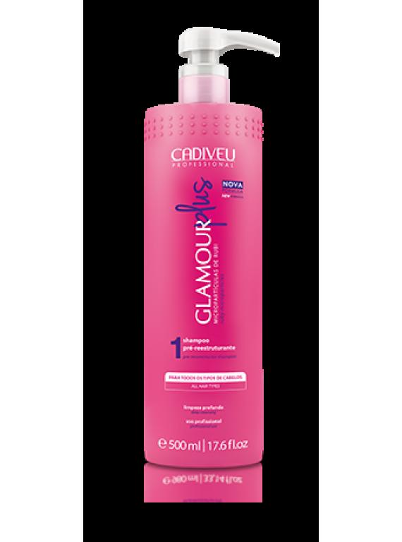 Pre Restucturing Shampoo Подготавливающий шампунь 500 ml