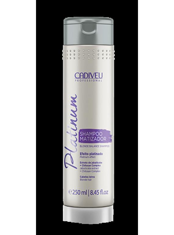 Platinum Blonde Balance тонирующий шампунь 250 ml