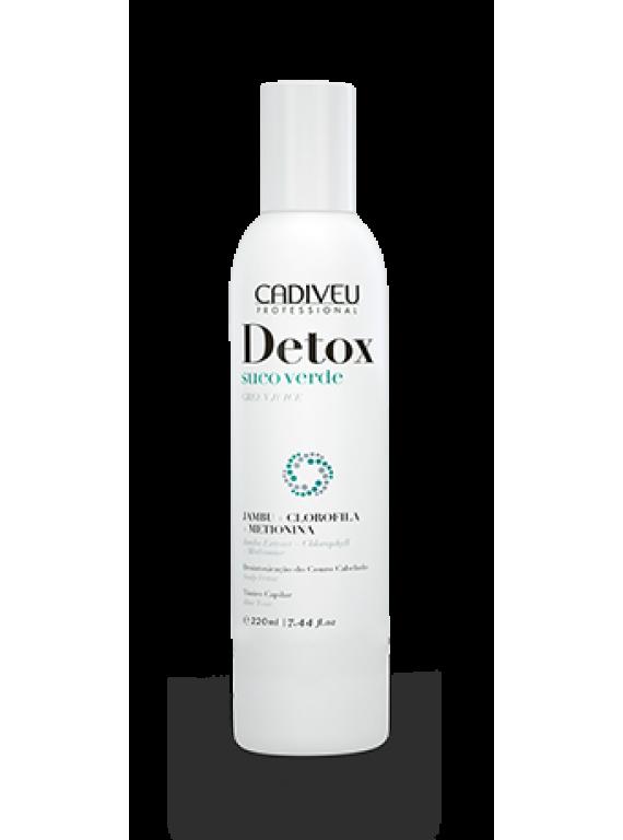 DETOX Green Juice Растительный коктейль 220 ml