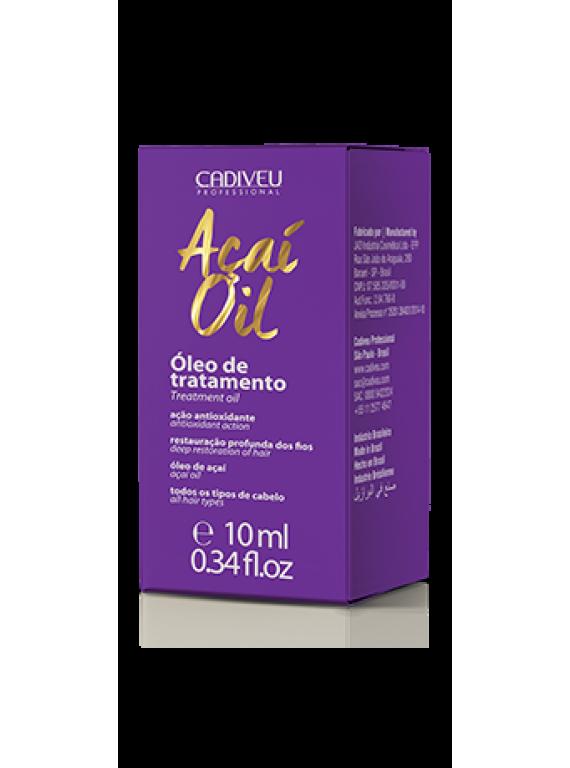 Масло для волос Acai Oil 10 ml