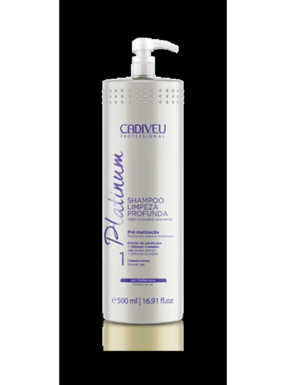 Platinum Deep Cleaning Shampoo 500 ml