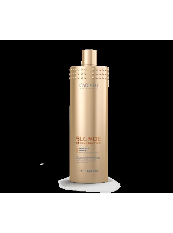 Blonde Reconctructor- Clarifying Shampoo 1L (Очищающий Шампунь )
