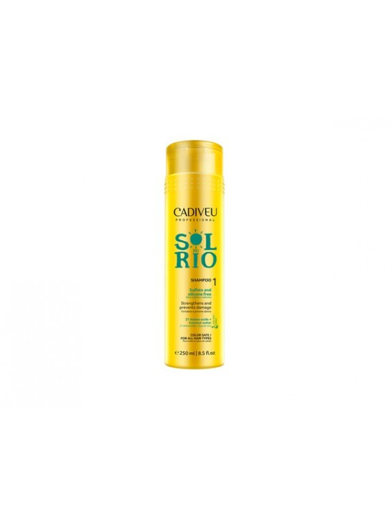 Sol do Rio Shampoo 250 ml