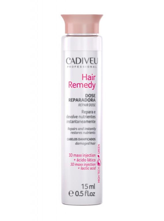 Восстанавливающий концентрат Hair Remedy Prof Vial 15 ml