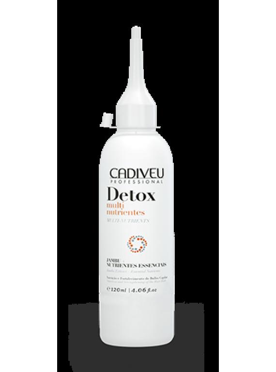 DETOX Multi-nutrients Питательный экстракт 120 ml