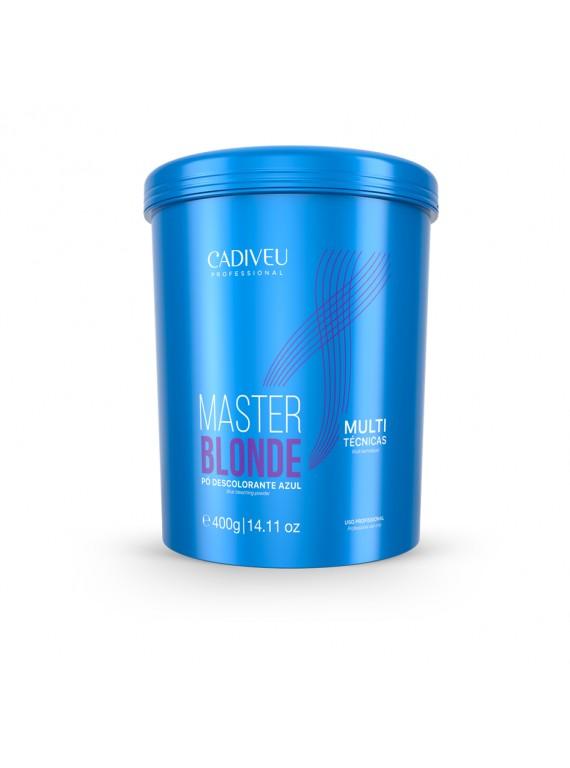 ОСВЕТЛЯЮЩАЯ ПУДРА MASTER BLONDE 400 ML