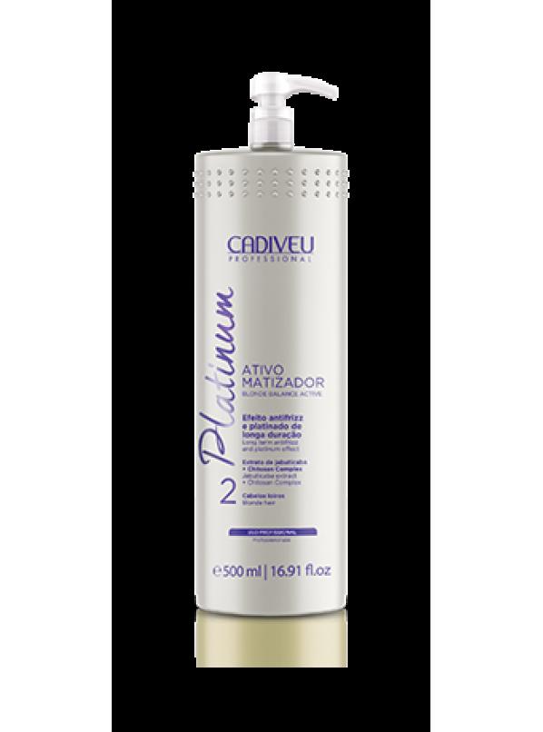 Platinum Blonde Balance Active 500 ml