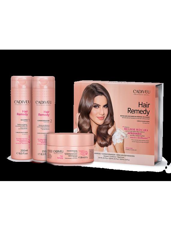 Набор Hair Remedy Home Care основной уход